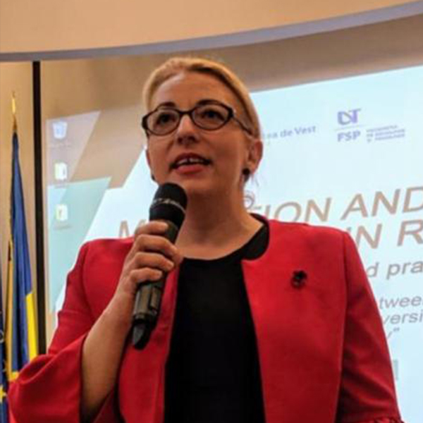 Delia Stefenel, PhD, MHS, CPH